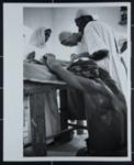 Scene in operating room, Aden; Brake, Brian; ca. 1959; 1984:0025:0001