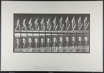 Ascending step-ladder. [M. 109]; Da Capo Press; Muybridge, Eadweard; 1887; 1972:0288:0028