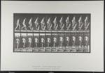 Ascending step-ladder. [M. 109]; Da Capo Press; Muybridge, Eadweard; 1887; 1972:0288:0028