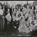 Untitled, [large group portrait] ; Wells, Alice; ca. 1970; 1976:0025:0013