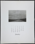[Page one of 1974 Calendar - January]; Coppola, Richard; 1974; 1974:0061:0001