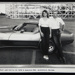 Nancy, Gary and his '80 'Vette at Roseland Park; Stone, Jim; August 1985; 1986:0013:0013