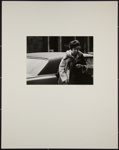 Untitled [Woman with purse]; Gall, Gerry; ca. 1971; 1973:0002:0003