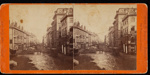 No. 576 State Street, looking down, Boston, Mass. ; John P. Soule; ca. 1870 ; 1975:0025:0579