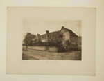 Mary Arden's Cottage; A. W. Elson & Co., Boston; 1899; 1974:0074:0009