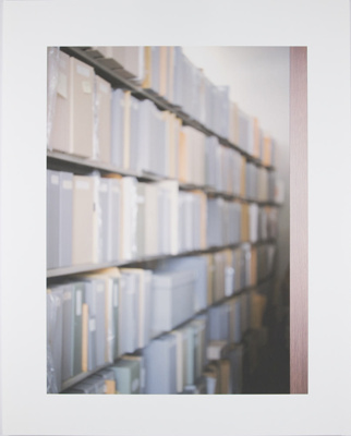 Untitled [Stacks]; Manchee, Doug; 2009; 2009:0060:0062
