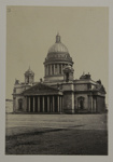 [St. Isaac Cathedral, St. Petersburg, Russia]; Unknown Photographer; circa 1858; 1981:0112:0001