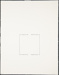 Untitled, (Two parallel vertical lines with numbers, 1977). ; Friedlaender, Bilgé; 1977; 1980:0013:0007