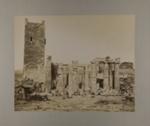 Athènes. Propylées et la tour Venitienne, Grèce; Bonfils, Félix; c.a. 1870; 1978:0148:0001