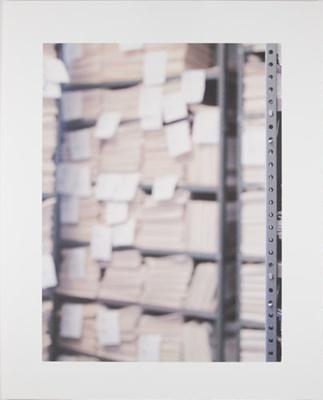 Untitled [Stacks]; Manchee, Doug; 2009; 2009:0060:0068