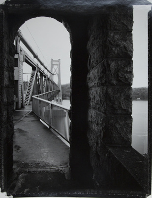 Mid-Hudson Bridge; Margolis, Richard; October 17, 1985; 1987:0075:0001