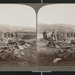 In Besieged Port Arthur - Russians Praying Over Dead Comrades Brought Back From the Front; Underwood & Underwood; ca. 1905; 1973:0190:0053