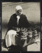 [Pretzel Woman, Hester Street]; Hahn, Alta Ruth; ca.1930; 1982:0020:0002