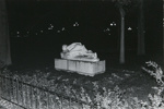 Untitled [Sculpture at night]; Dane, Bill; ca. 1976; 2011:0014:0034