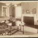 Untitled (Residential interior of a Salem Mass. home).; Moulton-Erickson Photo Co.; c.a. 1890; 1977:0074:0001