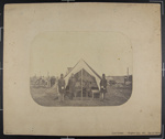 [Jones guards, Boxford camp]; Cushman, Capt. A.S.; 1862; 1975:0034:0003