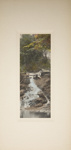 Untitled [Cascade]; Thompson, Fred; ca. 1900s; 1986:0026:0005