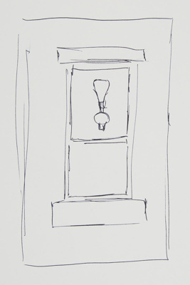 Untitled [Drawing]; Mertin, Roger; undated; 1998:0004:0001
