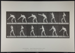 Strike a blow (left hand). [M. 343]; Da Capo Press; Muybridge, Eadweard; 1887; 1972:0288:0089