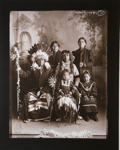 Untitled [Buffalo Boy's Family]; Fiske, Frank B.; ca. 1912; 2009:0050:0009