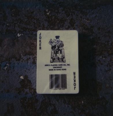 Untitled [Joker]; Prez, James; ca. mid 2000s; 2008:0007:0065