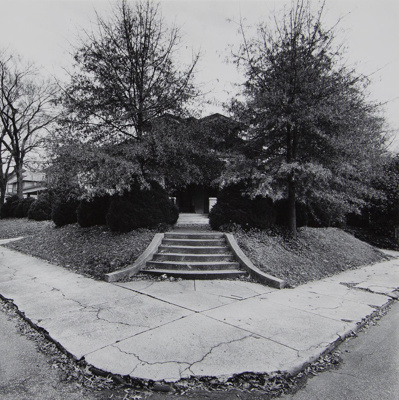 Untitled [Stairs]; Riss, Murray; ca. 1970s; 1972:0194:0040