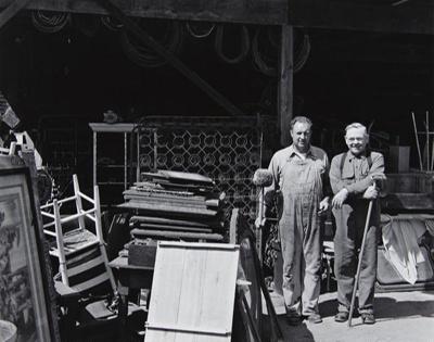 Clay Belou & Henry M. Jones; Quick, Herb; 1952; 1978:0033:0001