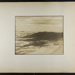 [landscape with mountains and clouds]; Hahn, Alta Ruth; ca.1930; 1982:0020:0015
