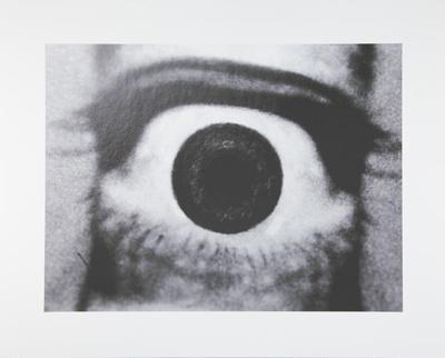 Untitled [Eye]; Manchee, Doug; 2009; 2009:0060:0056