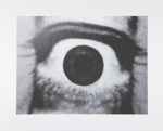Untitled [Eye]; Manchee, Doug; 2009; 2009:0060:0056