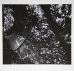 [Untitled, Abstraction of water]; Wells, Alice; ca. 1965; 1972:0287:0181