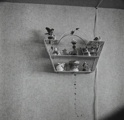 Shadow Box, Living Room; Turner, John B.; 1968; 2009:0100:0009