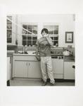 Untitled [Boy on phone]; Kaida Knapp, Tamarra; ca. 1977; 2011:0025:0018