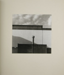 Untitled [Chimney pot and brick wall]; Harter, Donald; 1975; 1988:0122:0010