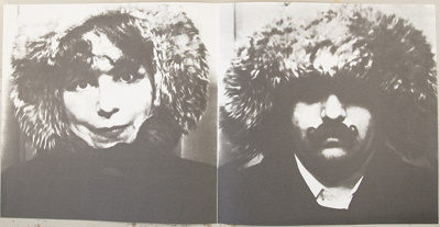 Untitled [Two faces]; Sheridan, Sonia Landy; 1970; 1972:0096:0074