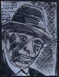 """Mississippi"" John Hurt; Prez, James; ca. 2000s; 2008:0007:0045"
