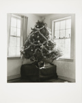 Untitled [Christmas tree]; Kaida Knapp, Tamarra; ca. 1977; 2011:0025:0004