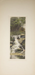 Untitled [Cascade]; Thompson, Fred; ca. 1900s; 1986:0026:0008