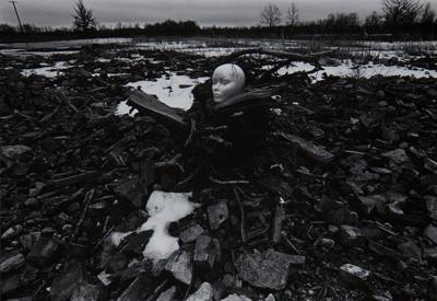 Untitled [Mannequin head]; Pond, David; undated; 2000:0116:0009