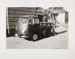 Untitled [Man with Volkswagen truck]; deLory, Gregory; ca. 1974; 1977:0094:0012