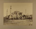 Ste. Sophie á Constantinople, 552 (Hagia Sophia); Bonfils, Félix; ca. 1870; 1979:0112:0004