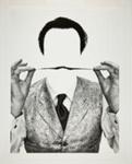 Invisible Dali; Halsman, Philippe; 1954; 1987:0014:0007