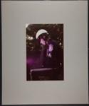 Untitled [Smoking police officer]; De Sana, Jimmy; 1979; 1981:0123:0010