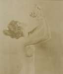 Untitled [Female nude]; Struss, Karl; ca. 1910s; 1974:0044:0019