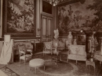 Salon des Tapiscries, Musee Jacquemart-Andre; Giraudon, Adolphe; undated; 1979:0096:0011