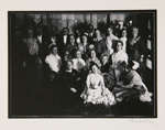 Untitled, [large group portrait] ; Wells, Alice; ca. 1970; 1988:0004:0003