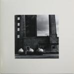 Untitled [Brick building]; Harter, Donald; 1973; 1988:0001:0007