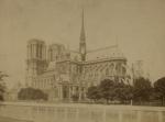 Notre-Dame de Paris; Giraudon, Adolphe; undated; 1979:0097:0001