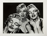 The True Marilyn; Halsman, Philippe; 1952; 1987:0013:0009