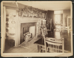Untitled, (Country dwelling and furniture).; Moulton-Erickson Photo Co.; c.a. 1890; 1977:0074:0003